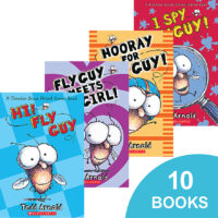 Fly Guy 10-Pack