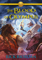 The Heroes of Olympus #5: The Blood of Olympus
