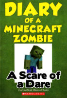 Diary of a Minecraft Zombie #1: A Scare of a Dare