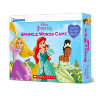 Disney Learning: Disney Princess Sparkle Words Game
