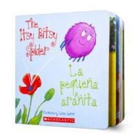 La pequeña arañita / The Itsy Bitsy Spider