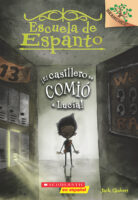 Escuela de espanto #2: ¡El casillero se comió a Lucía! (<i>Eerie Elementary #2: The Locker Ate Lucy!</i>)