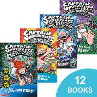 Captain Underpants Collection
