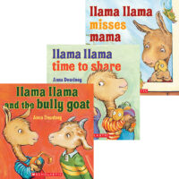 Llama Llama Back to School Pack