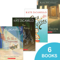 Kate DiCamillo 6-Pack
