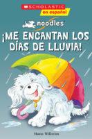 Noodles: ¡Me encantan los días de lluvia!