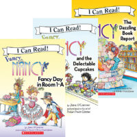 Fancy Nancy Reader Trio