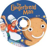 The Gingerbread Man Audio CD