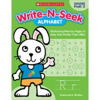Write-n-Seek: Alphabet