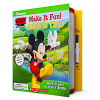 Disney Learning: Mickey Mouse & Friends: Make It Fun! ABCs & 123s