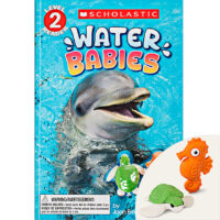 Water Babies Plus 2 Erasers