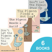 Pigeon 6-Pack