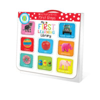 Scholastic Early Learners: My First Learning Library Box Set