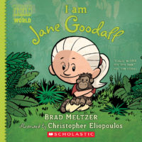 Ordinary People Change the World: I Am Jane Goodall