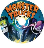 Monster Trucks Audio CD