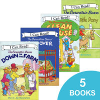 The Berenstain Bears® Fun Reader 5-Pack