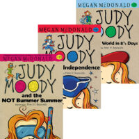 Judy Moody Summer 3-Pack