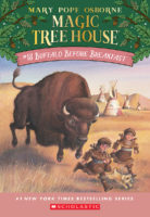 Magic Tree House® #18: Buffalo Before Breakfast