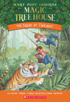 Magic Tree House® #19: Tigers at Twilight