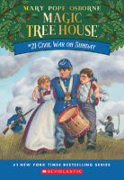 Magic Tree House® #21: Civil War on Sunday