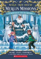 Magic Tree House® Merlin Missions #4: Winter of the Ice Wizard