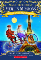 Magic Tree House® Merlin Missions #7: Night of the New Magicians