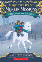 Magic Tree House® Merlin Missions #8: Blizzard of the Blue Moon