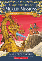 Magic Tree House® Merlin Missions #9: Dragon of the Red Dawn
