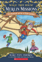 Magic Tree House® Merlin Missions #10: Monday with a Mad Genius