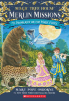 Magic Tree House® Merlin Missions #13: Moonlight on the Magic Flute