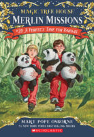 Magic Tree House® Merlin Missions #20: A Perfect Time for Pandas