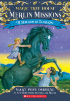 Magic Tree House® Merlin Missions #21: Stallion by Starlight