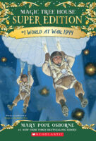 Magic Tree House® Super Edition #1: World at War, 1944
