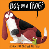Dog on a Frog?