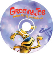Groovy Joe: Dance Party Countdown CD