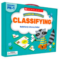 Learning Puzzles: Classifying