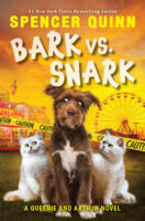 Bark vs. Snark: A Queenie and Arthur Novel