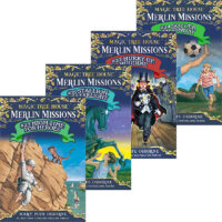 Magic Tree House® Merlin Missions Greatness Pack