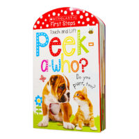 Scholastic Early Learners: Touch and Lift: Peek-a-Who? Do You Purr, Too?