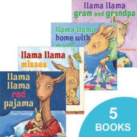 Llama Llama Family 5-Pack