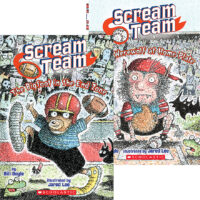 Scream Team Sports Pack