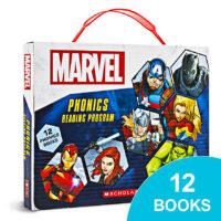 Marvel Phonics Box Set