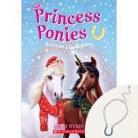 Princess Ponies Exclusive #4: Season's Galloping Book Plus Bracelet