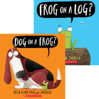 Frogs, Logs, and Dogs Pack