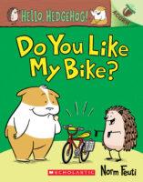 Hello, Hedgehog!™ Do You Like My Bike?