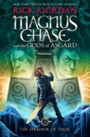 Magnus Chase and the Gods of Asgard #2: The Hammer of Thor