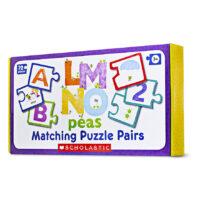 LMNO Peas: Matching Puzzle Pairs