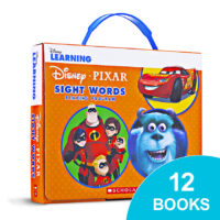 Disney Learning: Pixar Sight Words Box Set
