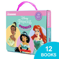 Disney Learning: Disney Princess Phonics Box Set