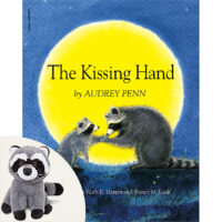 The Kissing Hand Plus Raccoon Plush